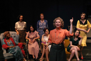 BWW Review: Surreal Dramedy FEFU AND HER FRIENDS Invades the Odyssey Theatre