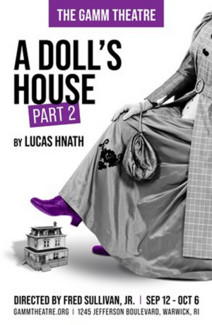 A DOLL'S HOUSE, PART 2 Opens Season 35 at the Gam