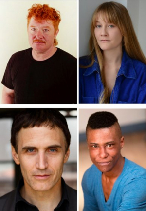 Emily C. Davis, Becca Blackwell, Pete Simpson, and TL Thompson Will Lead Vineyard Theatre's IS THIS A ROOM
