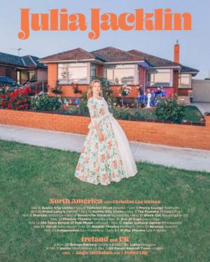 Julia Jacklin Announces U.S. Tour