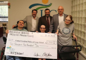 Patchogue Theatre Concert Raises Funds for United Cerebral Palsy