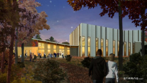 Northern Sky Announces Grand Opening Of The Creative Center And Barbara & Spencer Gould Theater