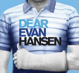 Tickets On Sale for DEAR EVAN HANSEN 8/26