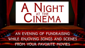 A NIGHT AT THE CINEMA Comes to Feinstein's/54 Below