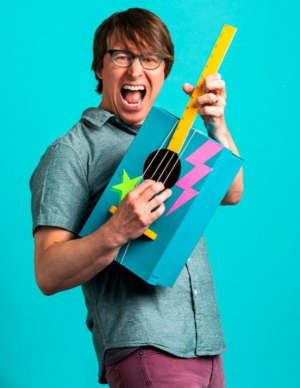 Marriott Theatre Presents Indie Family Music Star Justin Roberts and the 'Not Ready For Naptime Players'