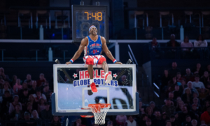 World-Famous Harlem Globetrotters Returns to Orleans Arena Aug. 25