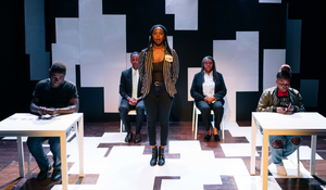 BWW Review: World Premiere of PATIENCE Explores Competition and Commitment at The Paradise Factory