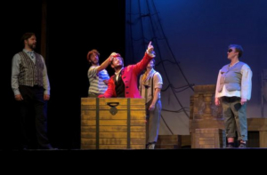 Hackmatack Playhouse Announces Free BBQ for Costume-Wearing Audience Members at PETER AND THE STARCATCHER