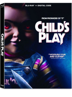 CHILD'S PLAY Heads to Blu-ray and DVD September 24