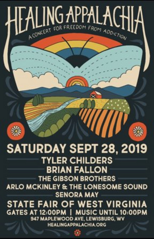 Tyler Childers Partners with Hope In The Hills for 'Healing Appalachia' Benefit Concert