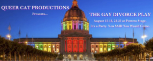 Queer Cat Productions Produces a Showcase of THE GAY DIVORCE PLAY