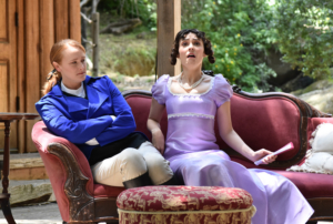 Review: Shakespeare's TWELFTH NIGHT Offers Songs of Love and Laughter in the Beautiful Woods at Theatricum Botanicum