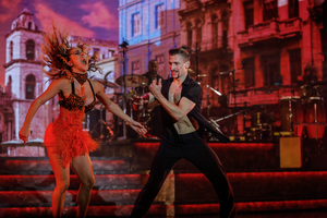 BWW Review: BURN THE FLOOR at Baxter Theatre Centre Shows Off Outstanding International Talent