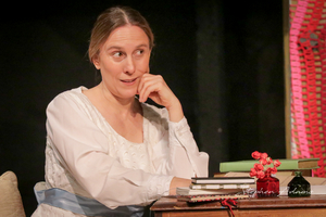 BWW Interview: Anna Kotula, Steve Grumette of THE BELLE OF AMHERST at Rubicon Theatre Company