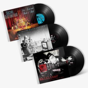 Craft Recordings To Reissue 3 Social DistortionAlbums On Vinyl