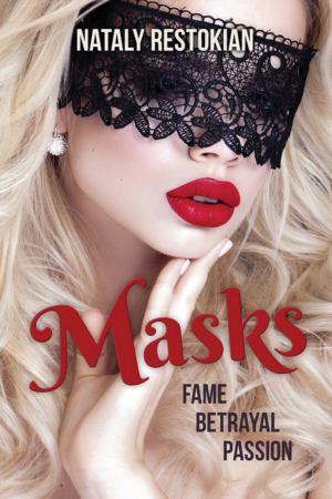 Nataly Restokian Releases New Novel MASKS