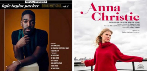 Broadway Records to Release KYLE TAYLOR PARKER and ANNA CHRISTIE