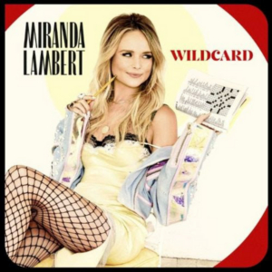 Miranda Lambert to Release New Album WILDCARD This November