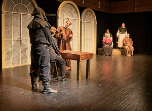 BWW Review: Free Reign's SAINT JOAN Handsomely Shaves a Shavian Tragedy