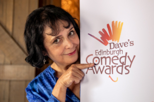 Stephen Fry and Rose Matafeo Will Present the 2019 Dave's Edinburgh Comedy Awards