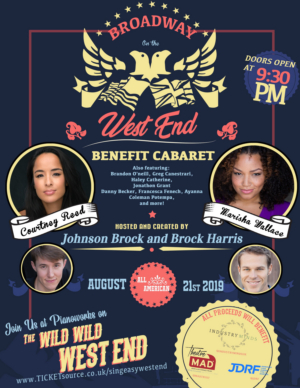 'Broadway on the West End' Comes to The Pianoworks