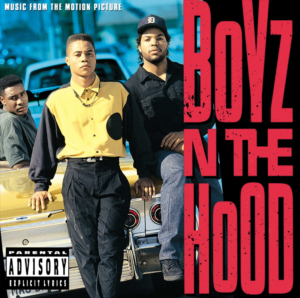BOYZ N THE HOOD Soundtrack to be Released on Double Vinyl