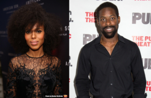 Kerry Washington, Sterling K. Brown To Star In SHADOW FORCE