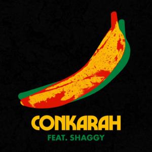 'Banana' feat. Shaggy Released by Island-Pop Star Conkarah