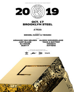 Third Annual Goldie Awards Hosts and Judges Unveiled