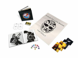 Steve Miller Shares Previously Unreleased Song