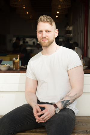 Master Mixologist: Jeremy Downer of FISH CHEEKS in NYC