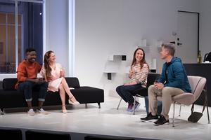 Queensland Theatre's L'APPARTEMENT is dramaturgically divine