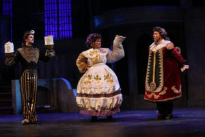 Review: Disney's BEAUTY AND THE BEAST Splendidly Presented to Perfection by Torrance Theatre Company