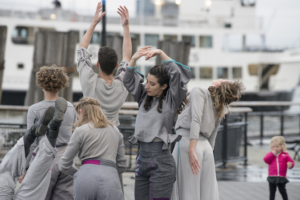 Kinesis Project Dance Theatre Presents Breathing With Strangers BREATHING WITH STRANGERS