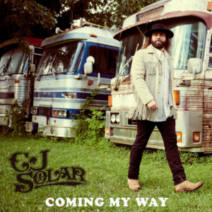 CJ Solar Invited To Make Opry Debut