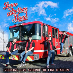 LenneBrothers Band To Release First Live Album ROCKING LIVE AROUND THE FIRE STATION