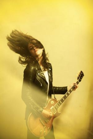 Guitar Dynamo Laura Cox Is Half-French, Half-English, & ALL ROCK!