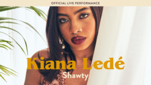 Kiana Ledé Shares Live Vevo LIFT Performance of 'Shawty'
