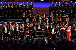 BWW Review: PROM 43: BEETHOVEN'S NINTH SYMPHONY, Royal Albert Hall