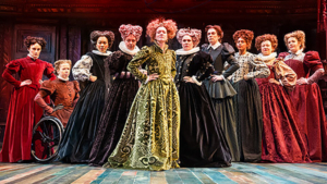 Gender-Bent TAMING OF THE SHREW Comes to the Kennedy Center