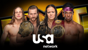 WWE Weekly Show NXT Moves to USA Network