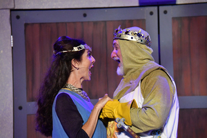 BWW Review: MARIN SHAKESPEARE'S SPAMALOT KEEPS AUDIENCES IN LAUGHS-A-LOT NOW THRU AUGUST 25