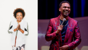 Netflix Orders THE UPSHAWS From Wanda Sykes and Mike Epps
