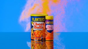 Ball Fans Rejoice - PLANTERS Announces Cheez Balls Are Here to Stay
