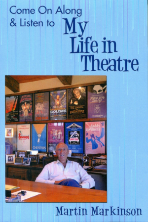 Martin Markinson Releases Memoir, Available Now