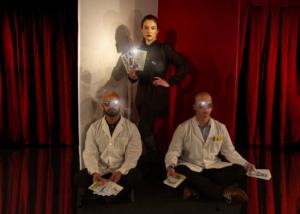 Undermain Theatre Premieres Gordon Dahlquist's RED CHARIOT