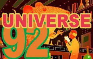 Buntport Theater Opens Season with UNIVERSE 92