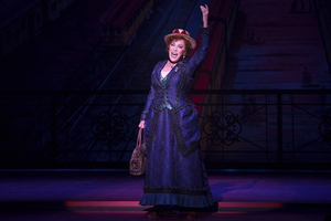 BWW Review: BETTY BUCKLEY TAKES HER FINAL BOW IN HELLO, DOLLY!  at Boston's Opera House