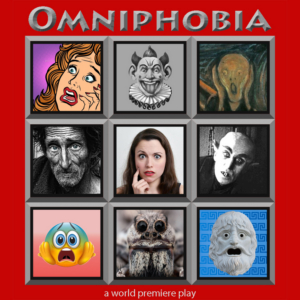 Snowlion Rep Announces World Premiere Of Multimedia Play OMNIPHOBIA