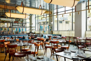HAMILTON PARK Re-Launches at The Blake Hotel in New Haven Under Chef Tyler Anderson and Team